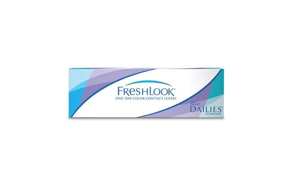 FRESHLOOK® ONE-DAY – 10