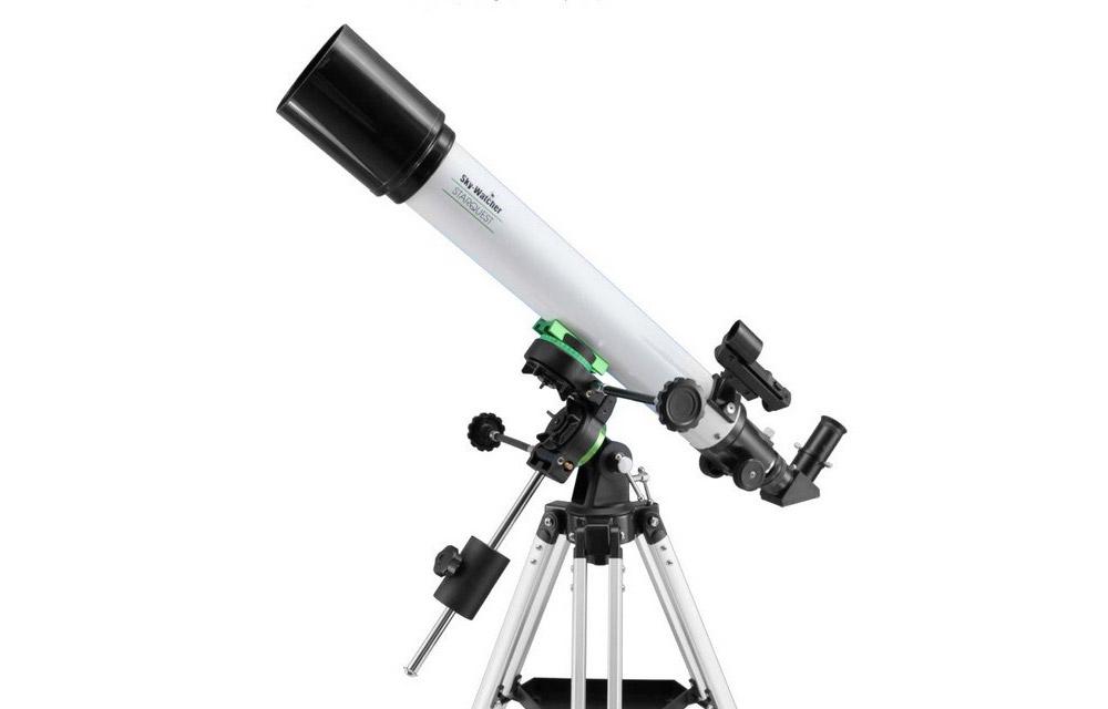 Telescopio Rifrattore StarQuest 70R