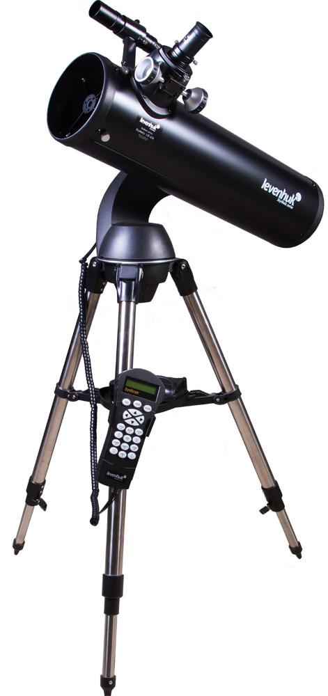 Telescopio Levenhuk SkyMatic 135 GTA