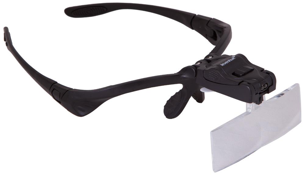 Occhiali d'ingrandimento Levenhuk Zeno Vizor G3