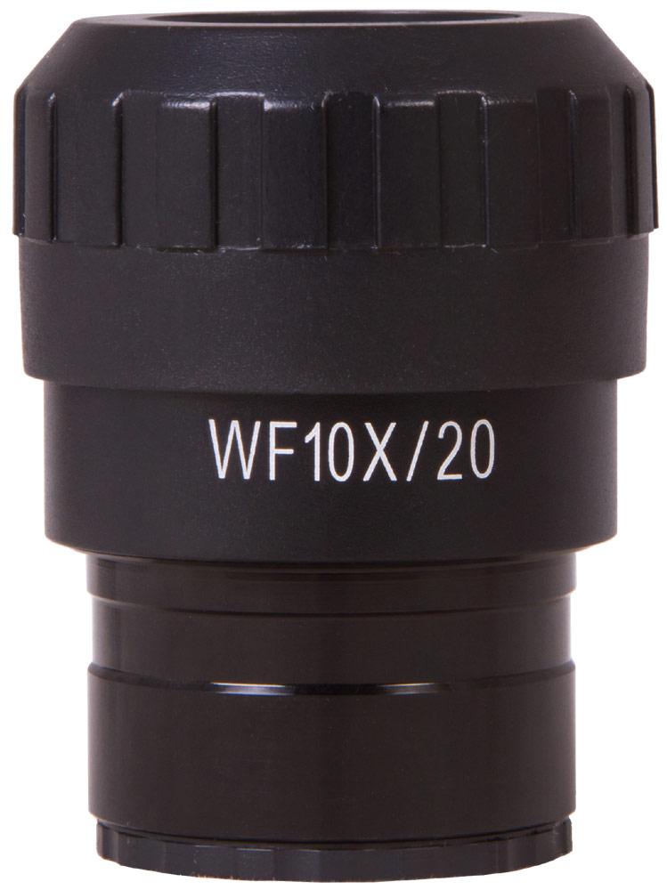 Oculare Levenhuk WF10x/20 con puntatore e regolazione diottrica