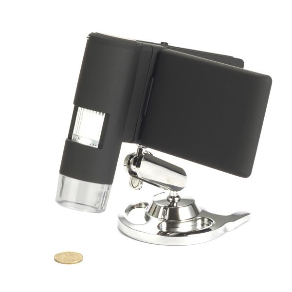 Microscopio digitale Levenhuk DTX 500 Mobi