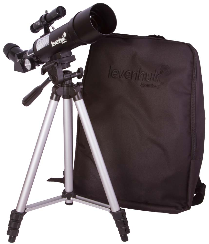Telescopio Levenhuk Skyline Travel 50