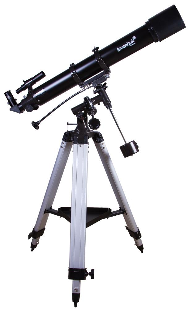 Telescopio Levenhuk Skyline 90×900 EQ