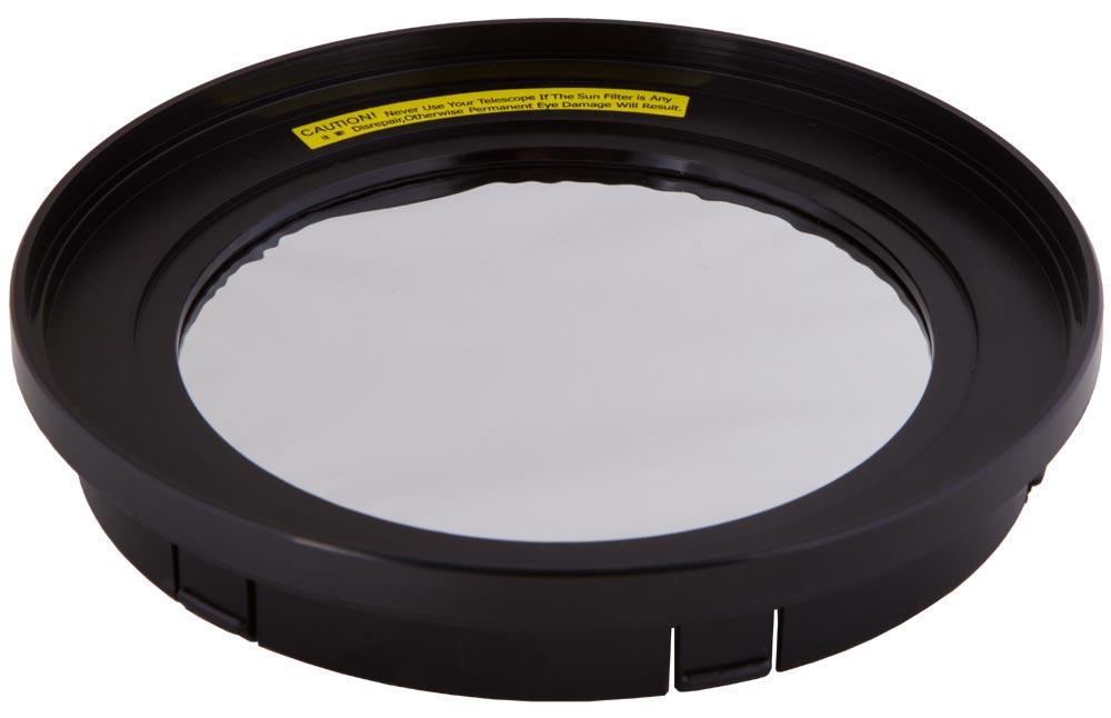 Filtro solare Levenhuk per telescopi riflettori 130 mm