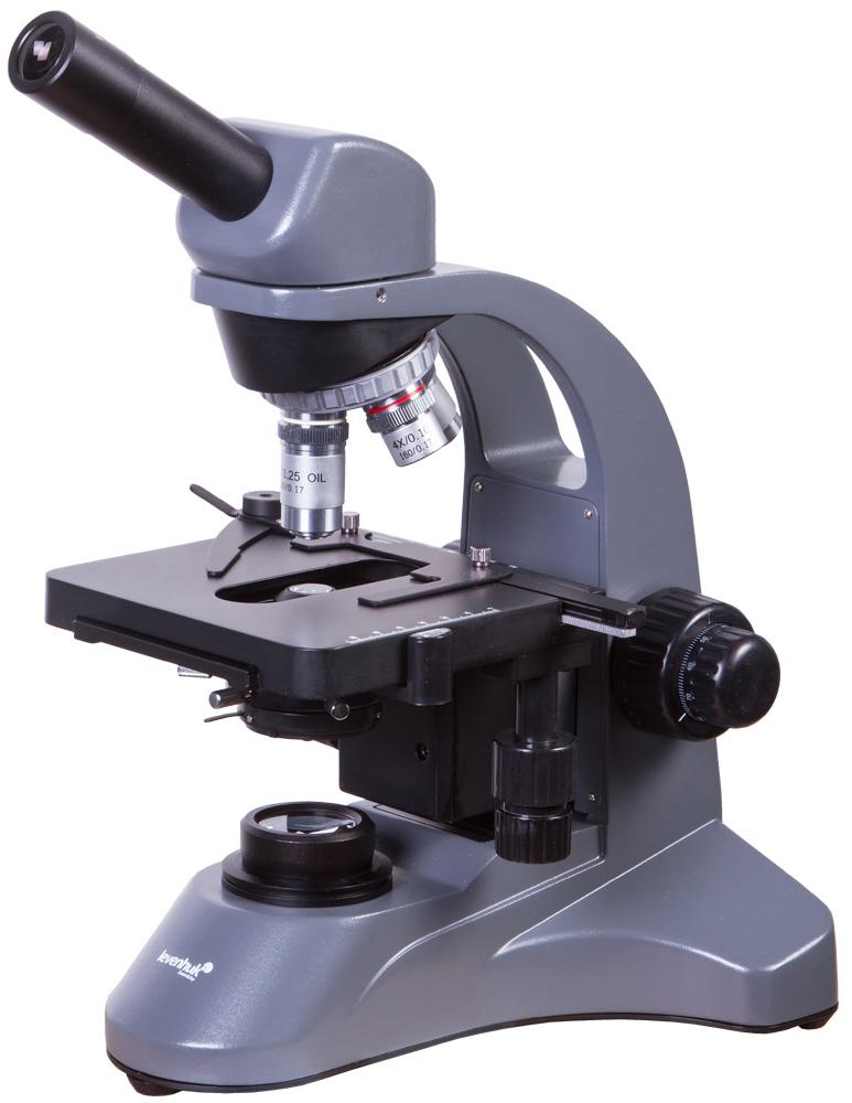 Microscopio monoculare Levenhuk 700M