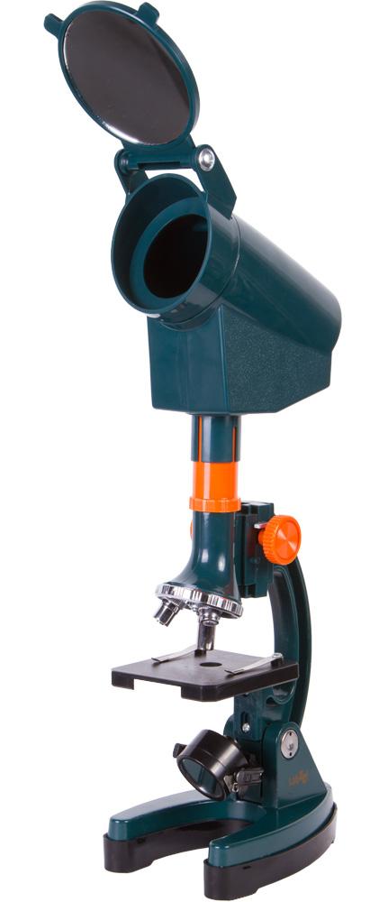 Microscopio Levenhuk LabZZ M3 con adattatore per fotocamera