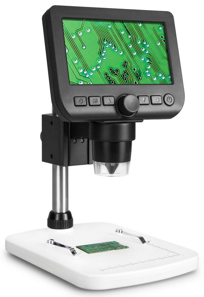 Microscopio digitale Levenhuk DTX 300 LCD