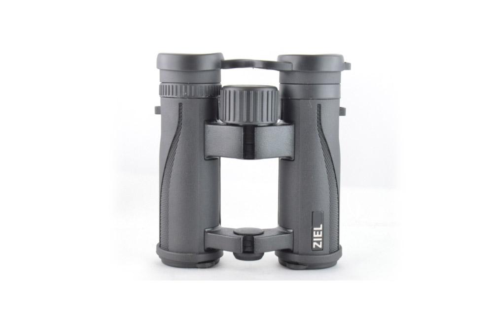 Binocolo ZIEL X-PRO 10×26 – Nero – con astuccio