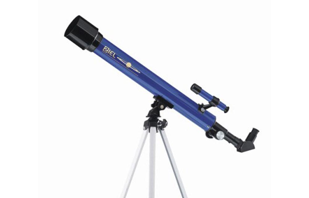 Telescopio GEM-24 Ritrattore Acromatico F600 – Ø 50mm