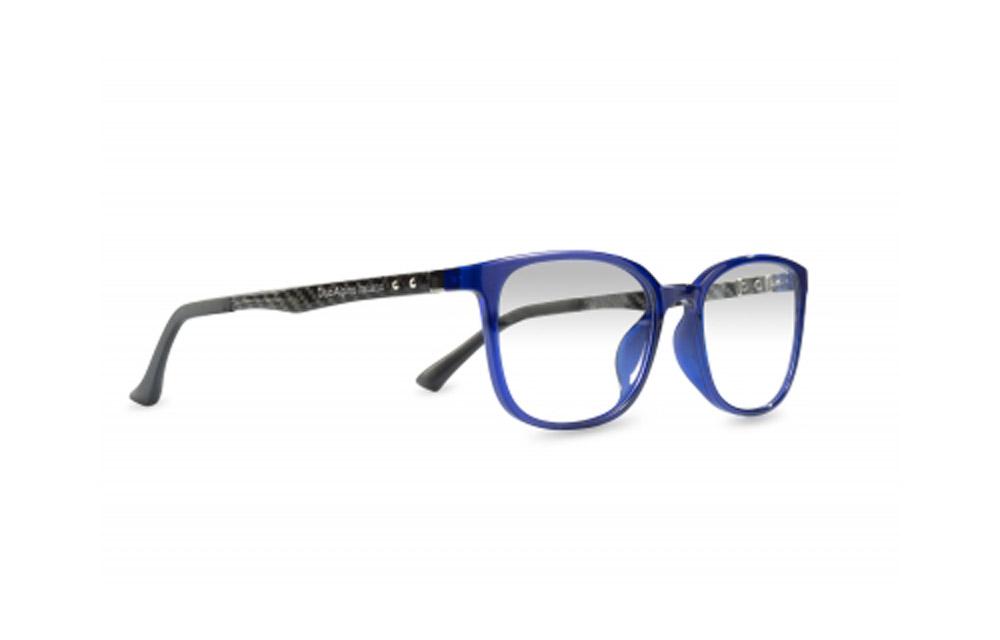 ZIEL CAI V801 – Montatura Blu – Nero Carbonio