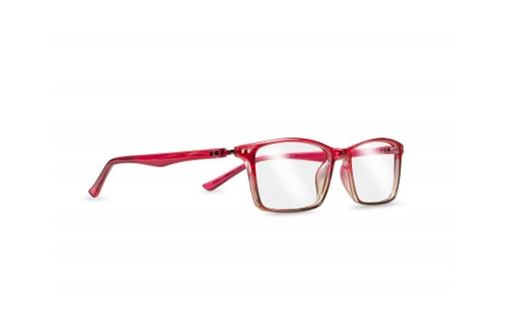 ZIEL Dolce Vita V70 – Montatura Rosso-Marrone