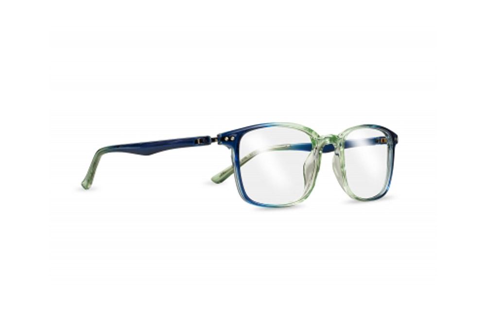 ZIEL Dolce Vita V71 – Montatura Blu-Verde