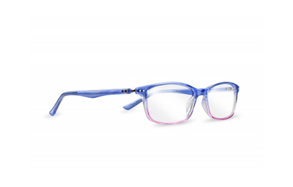 ZIEL Dolce Vita V73 – Montatura Blu-Rosa