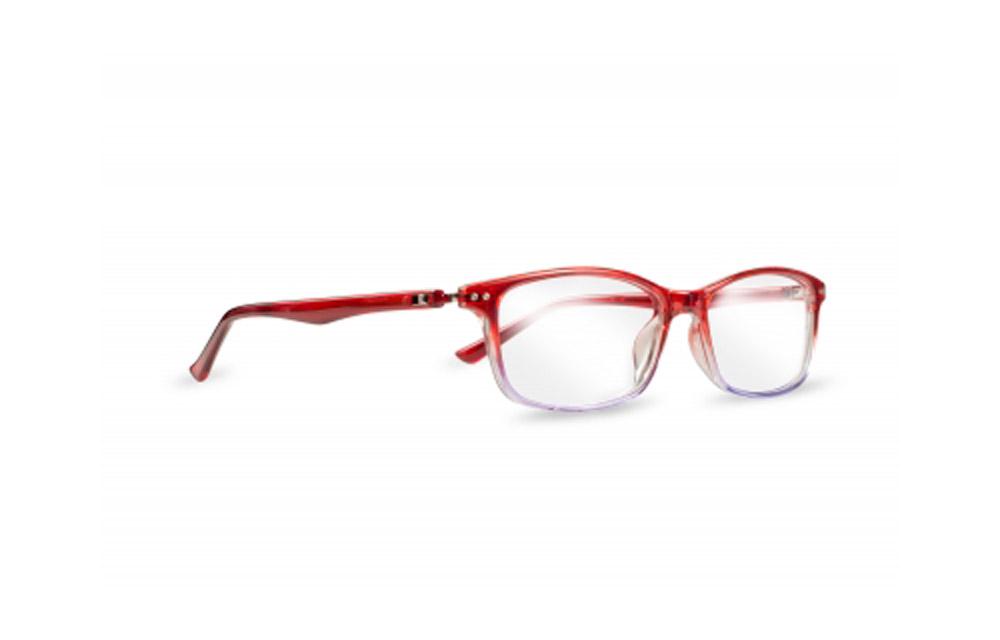 ZIEL Dolce Vita V73 – Montatura Rosso-Fucsia
