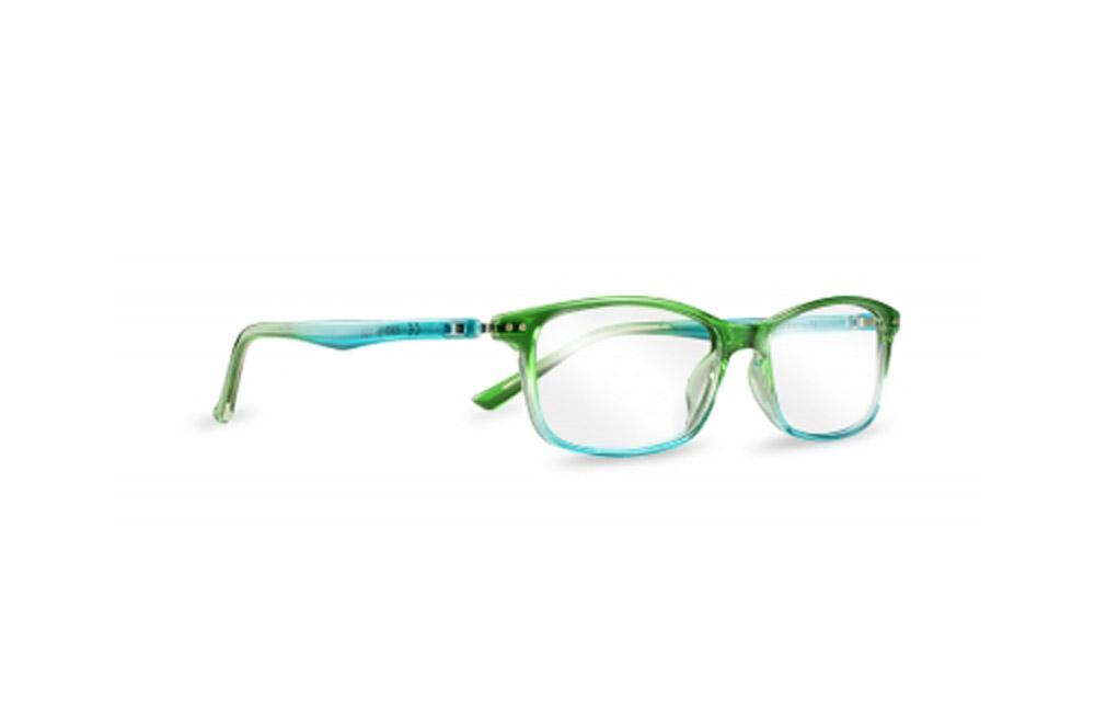 ZIEL Dolce Vita V73 – Montatura Verde-Azzurro