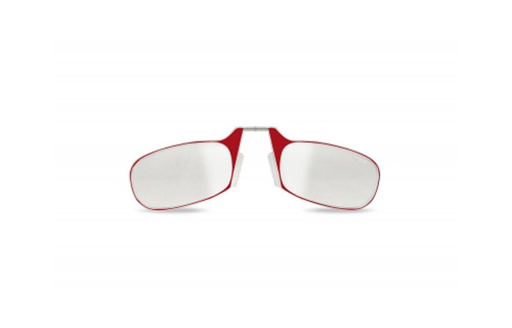 Occhiali da lettura ZIEL On Nose – Montatura Rosso