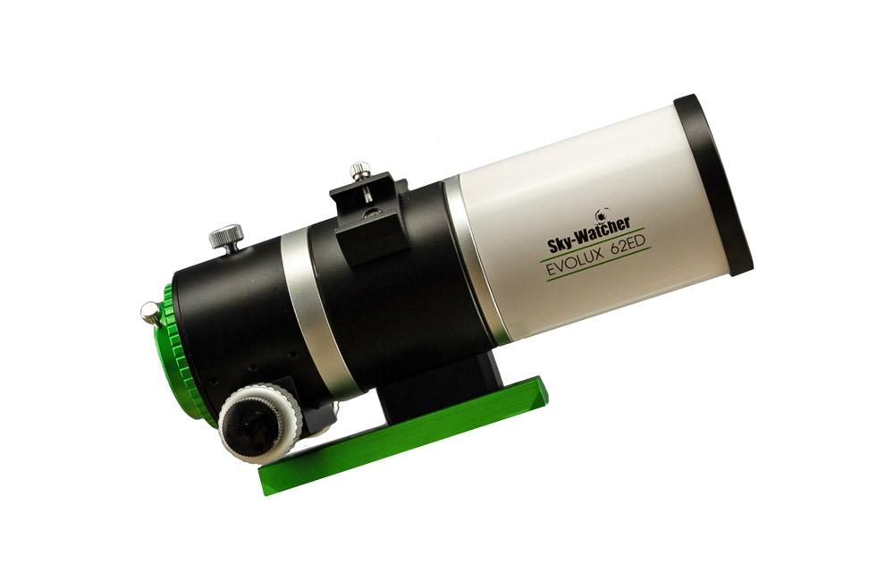Rifrattore EVOLUX 62 ED + Riduttore Spianatore