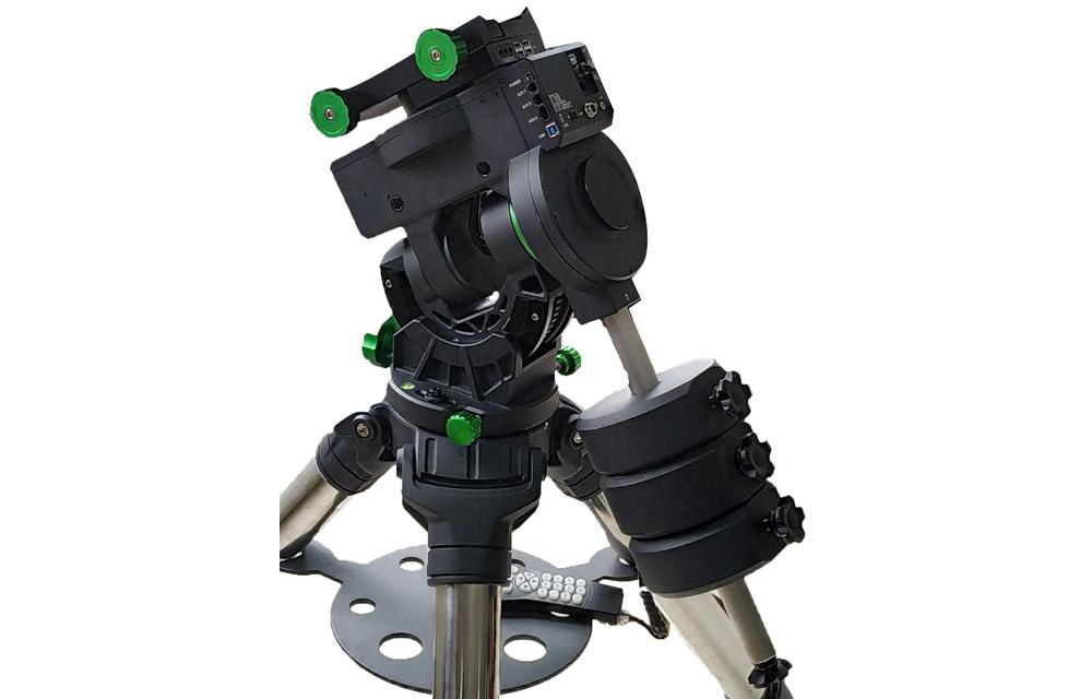 Montatura CQ350 PRO SynScan – Testa + contrappesi + Treppiedi
