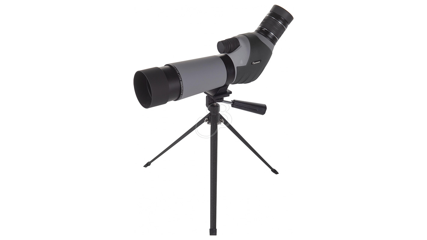 39OPTICS TELESCOPIO 20-60X60 45° + TREPPIEDE