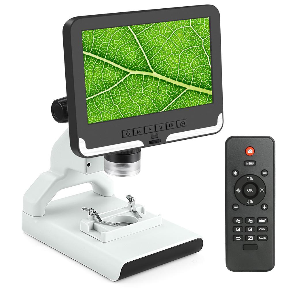 MICROSCOPIO DIGITALE LEVENHUK RAINBOW DM700 LCD