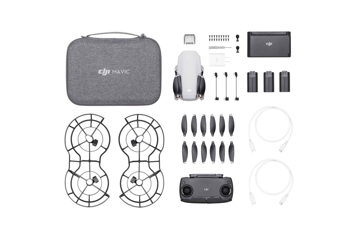 DJI Mavic Mini Combo Fly More – Drone