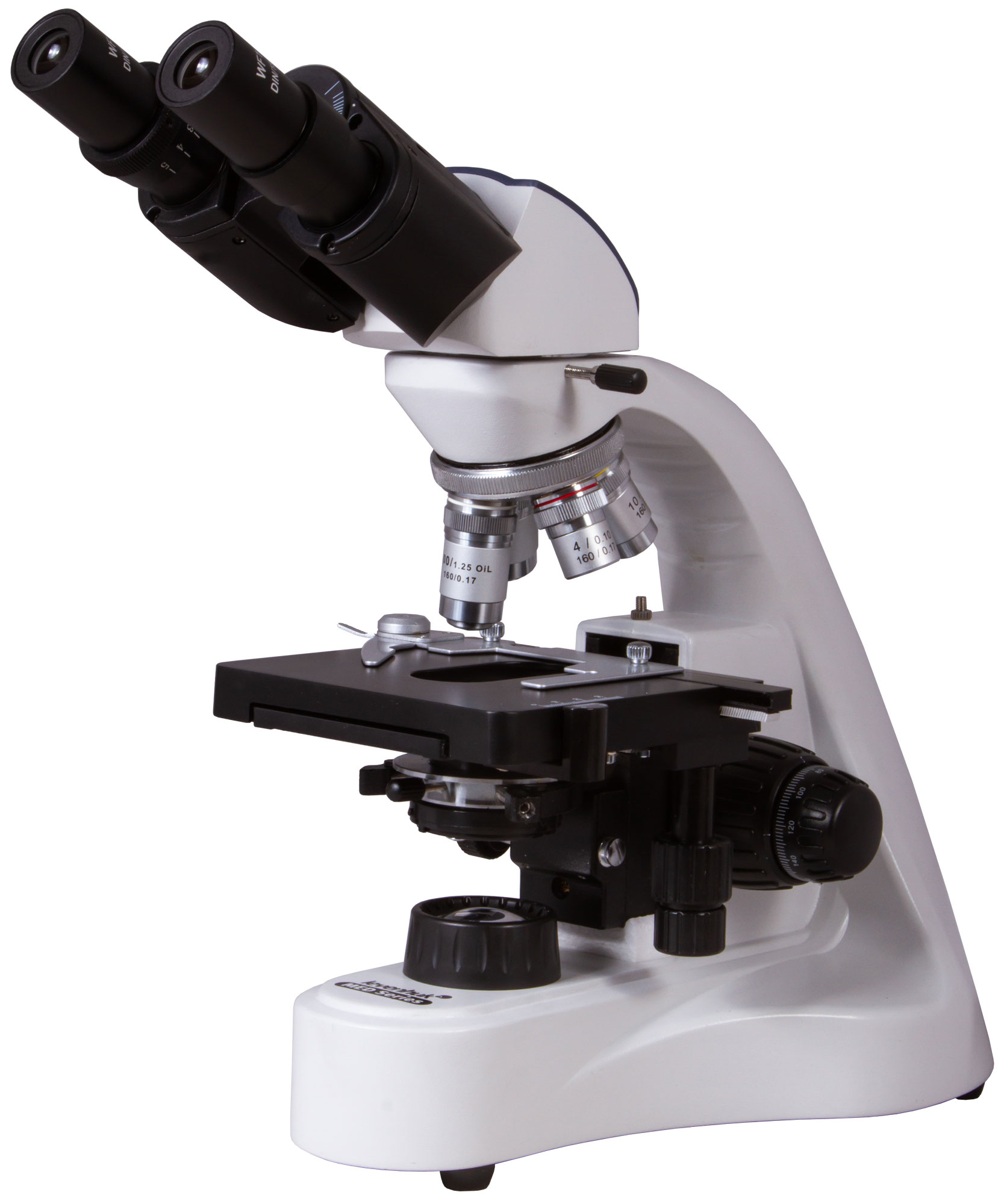 Microscopio binoculare Levenhuk MED 10B