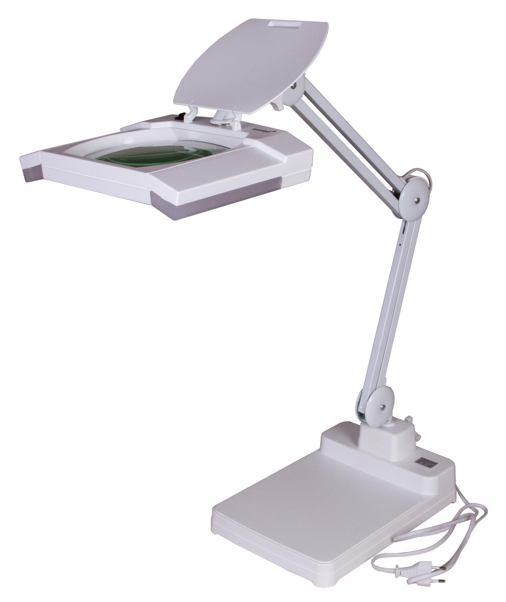 Lente d'ingrandimento Levenhuk Zeno Lamp ZL25 LED