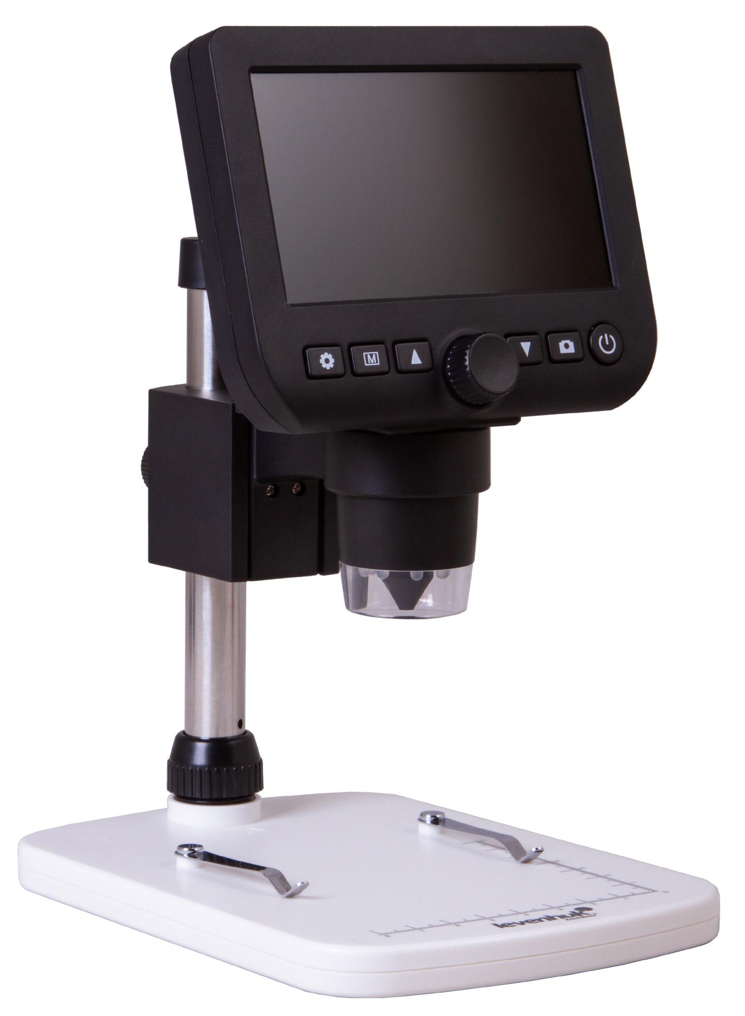 Microscopio Digitale Levenhuk DTX 350 LCD