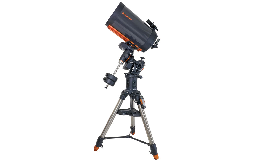 Telescopio Celestron CGX-L C1400