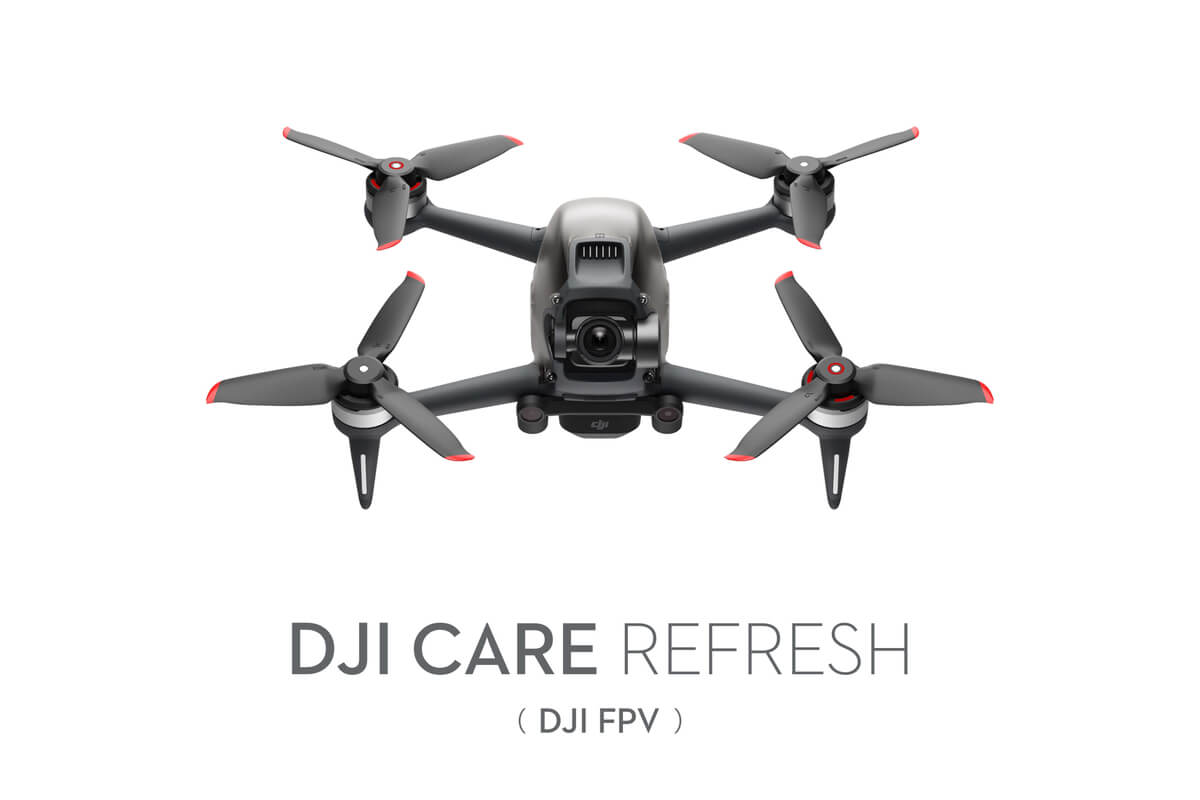 DJI Care Refresh 2-Year Plan (DJI FPV)