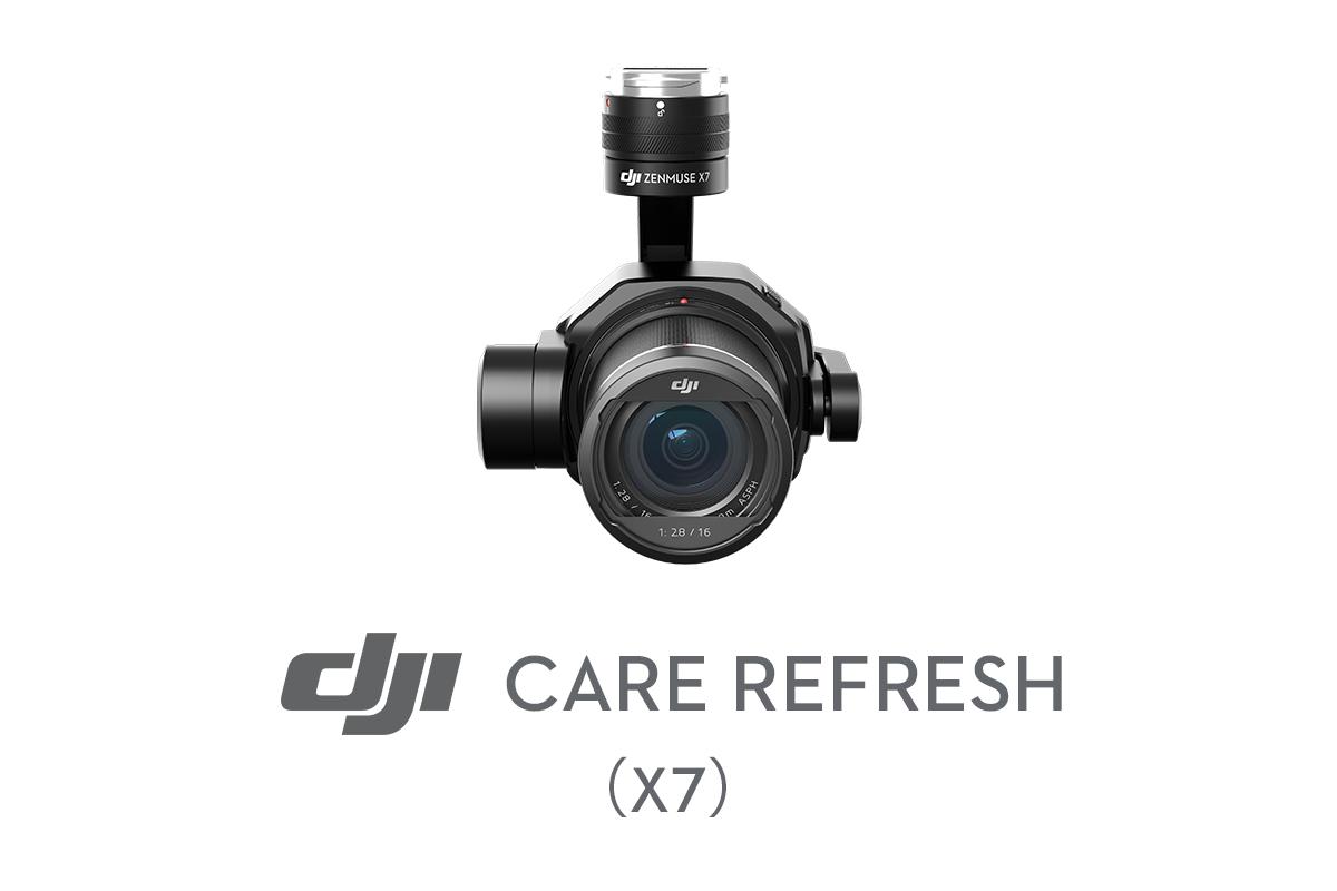 DJI Care Refresh Zenmuse X7