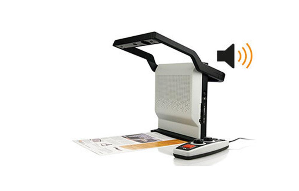 MAGNILINK VOICE 2 sistema lettura automatica e portatile