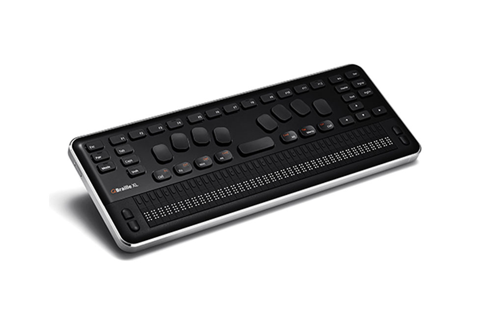 QBRAILLE XL display Braille 40 caratteri
