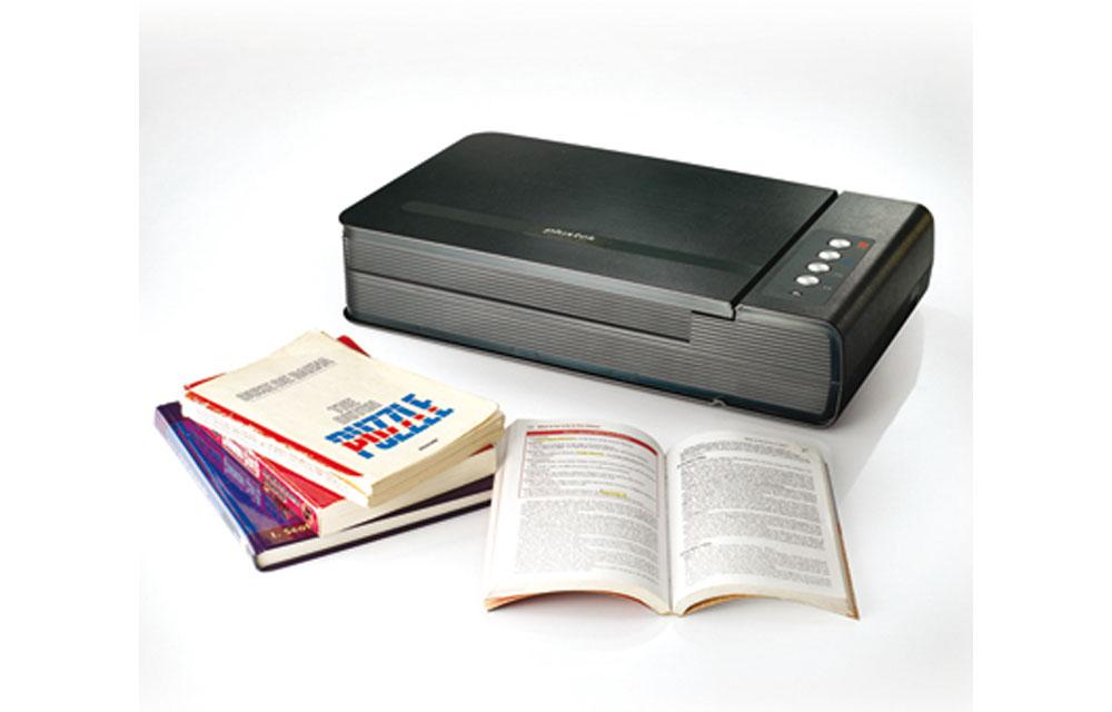 SCANNER OPTIBOOK 4800 scanner A4