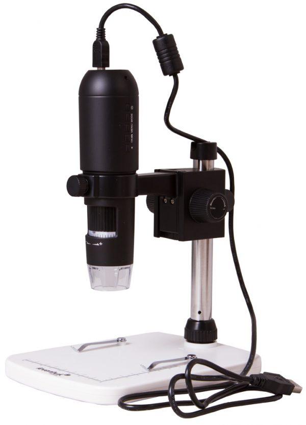 Microscopio digitale Levenhuk DTX TV