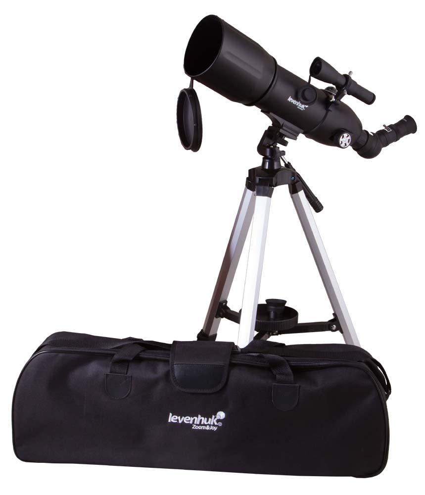 Telescopio Levenhuk Skyline Travel 80