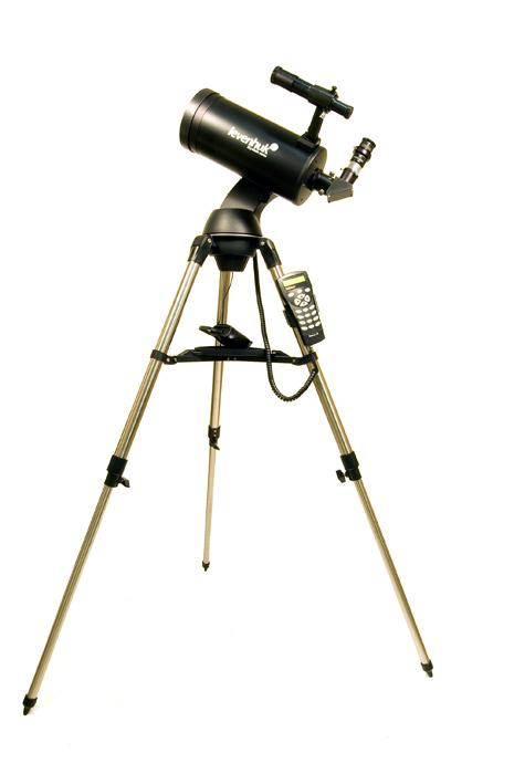 Telescopio Levenhuk SkyMatic 127 GT MAK
