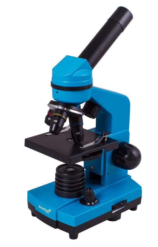 Microscopio Levenhuk Rainbow 2L