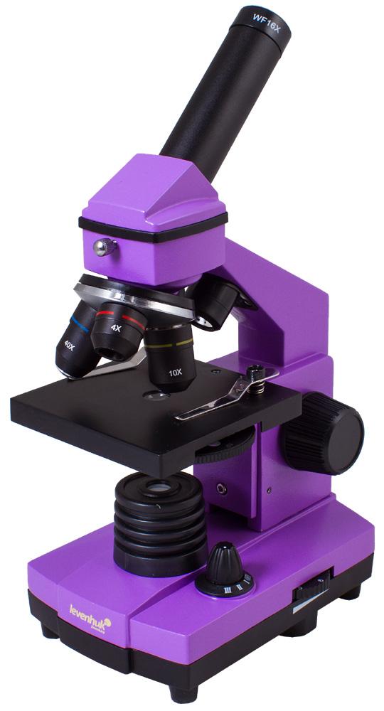 Microscopio Levenhuk Rainbow 2L PLUS
