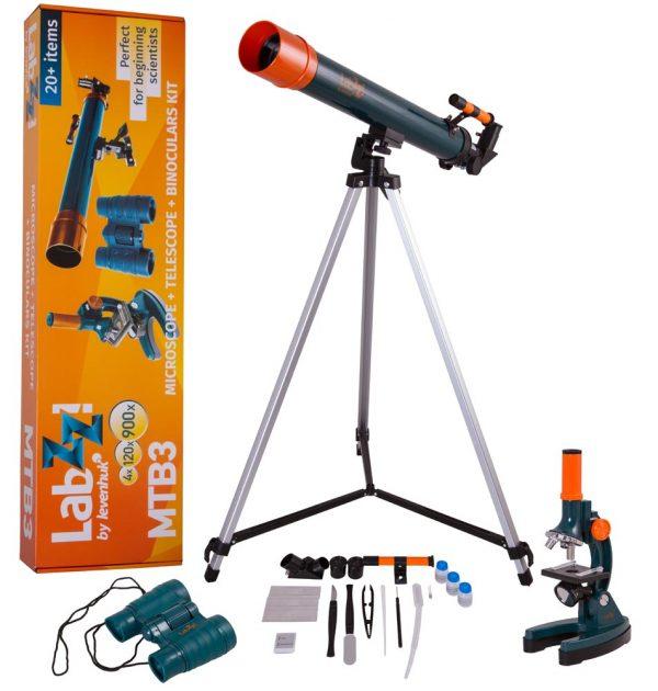 Kit telescopio