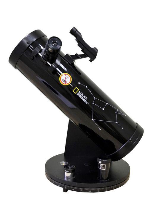 TELESCOPIO BRESSER NATIONAL GEOGRAPHIC DOB 114/500